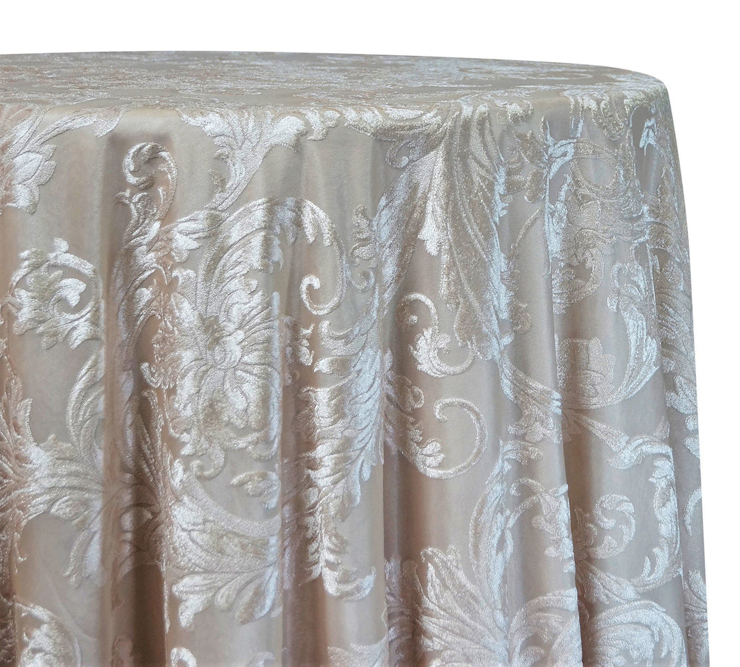 Victorian Jacquard Sheer - Table Linens