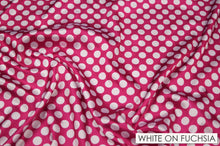 Satin Polka Dot - Table Runners