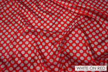 Satin Polka Dot - Table Linens