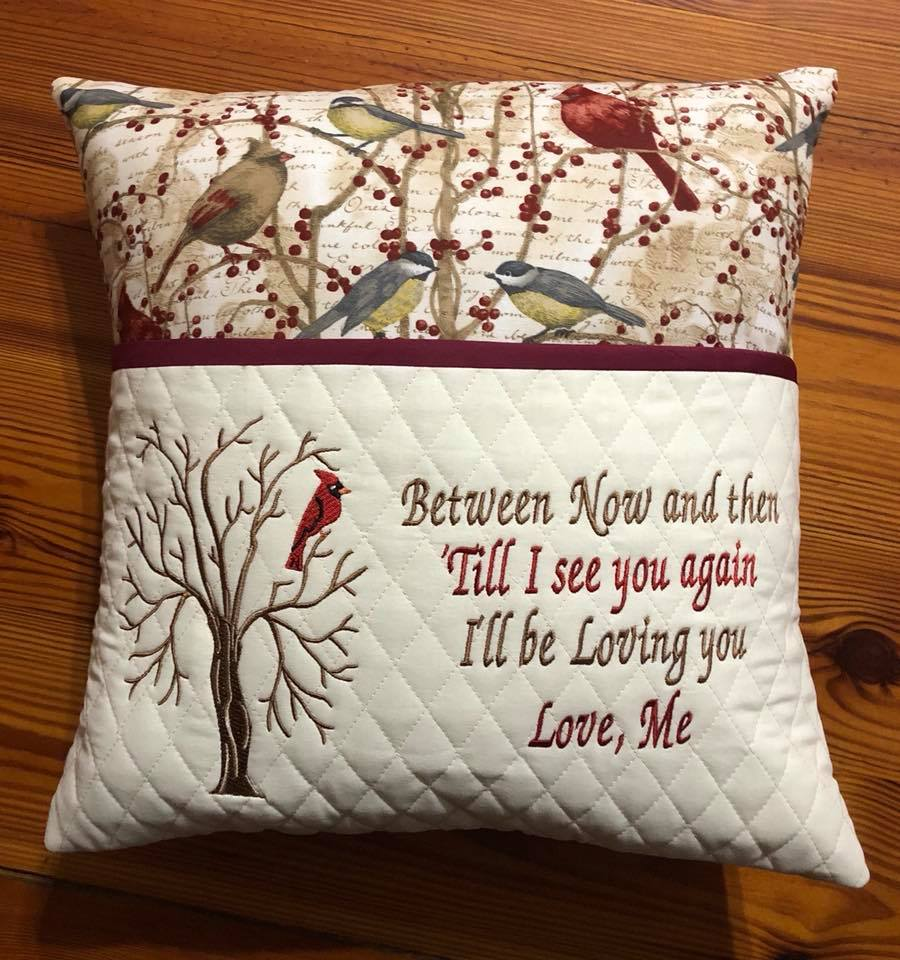 Books and Pillow Designs