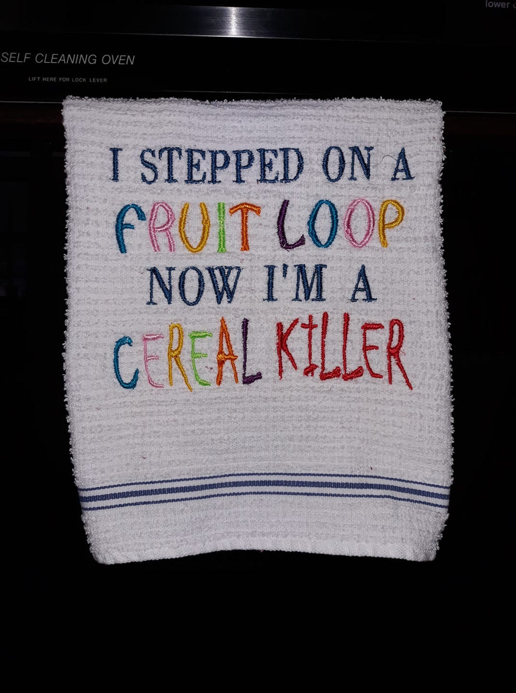 AGD 10242 Cereal Killer