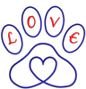AGD 10634 Paw Love