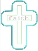 AGD 10756 Faith Cross