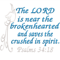 AGD 10014 Psalms 34:18