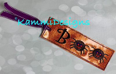 AGD 10018 Boo Bookmark