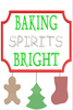 AGD 10128 Baking Spirits Bright