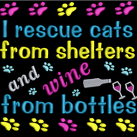 AGD 2023 I Rescue Cats and Wine