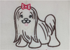 AGD 2666 Shih Tzu (Female)