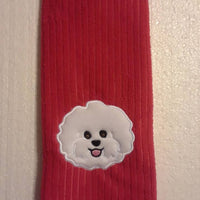 AGD 2758 Bichon Applique