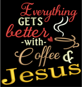AGD 2816 Everything get better - Jesus