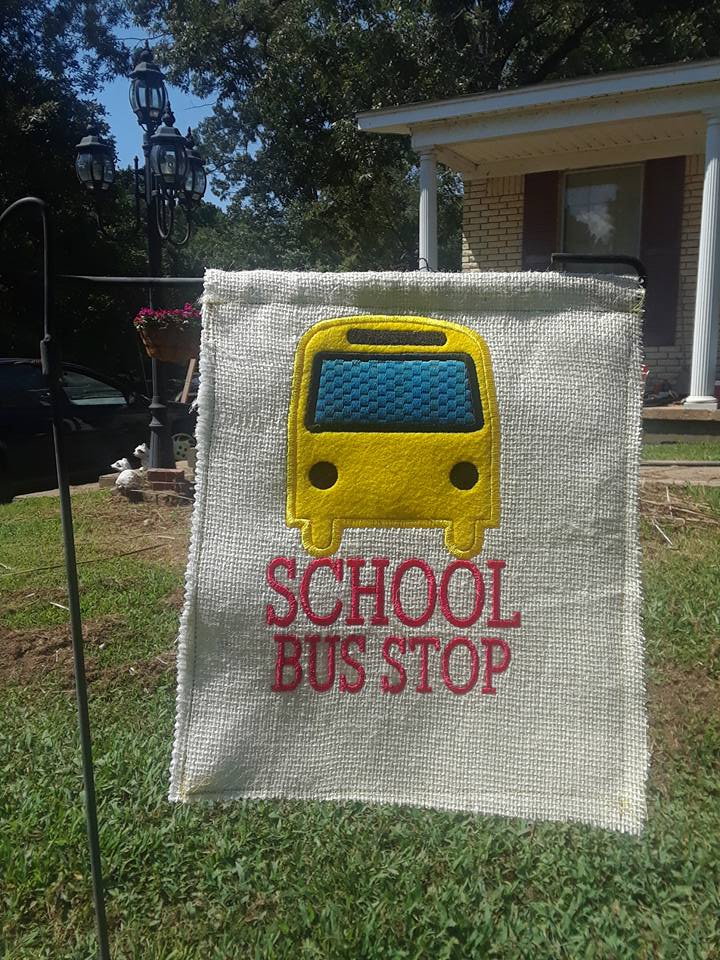 AGD 2850 School Bus Stop 3 files in one