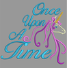AGD 2928 Once Upon A Time - Book Pillow Design