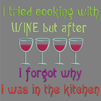 AGD 2938 Cooking with WINE