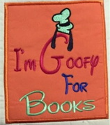 AGD 2988 Goofy For Books