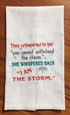 AGD 3026 I am the STORM