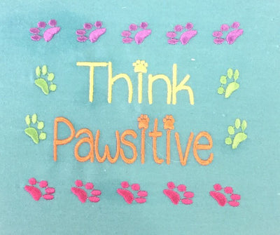 AGD 3032 Think Pawsitive
