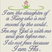 AGD 3078 I am the daughter