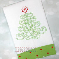 AGD 4038 Quick Stitch Christmas Tree