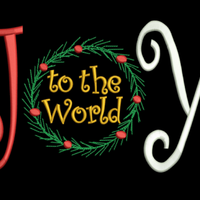 AGD 4056 Joy to the World