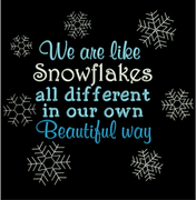 AGD 4096 Snowflakes