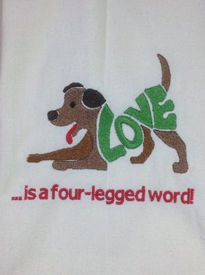 AGD 5012 Four legged word