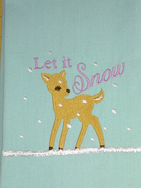 AGD 5016 Let it Snow