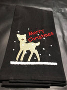 AGD 5024 Merry Christmas Deer