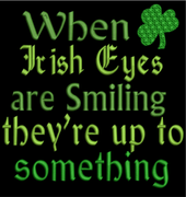AGD 6090 Irish Eyes