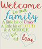 AGD 7008 Welcome ( Large size up to flag size)
