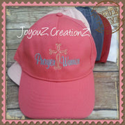 AGD 7036 Prayer Warrior Hat File