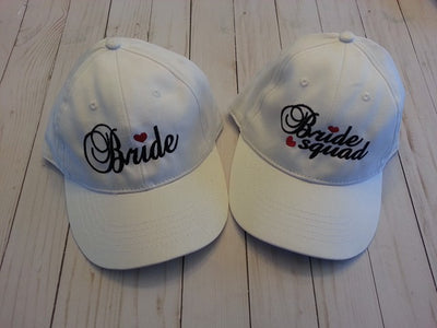 AGD 7052 Bride Squad Hat File Group