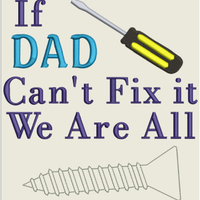 AGD 9044 If DAD can't fix it