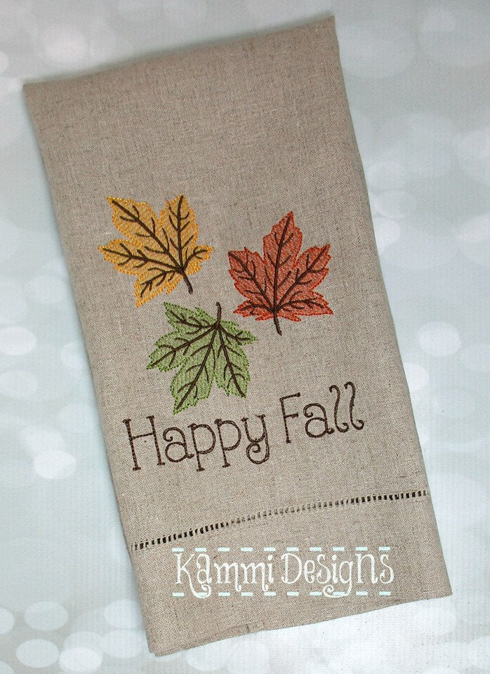 AGD 9142 Fall Leaves