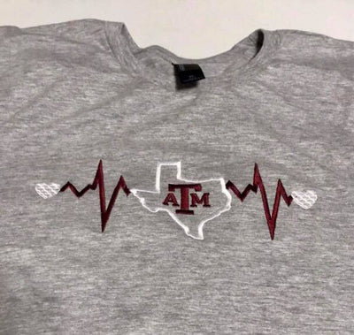 AGD 9240 Heartbeat of College Station
