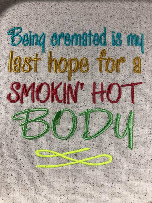 AGD 9244 Smokin' Hot Body