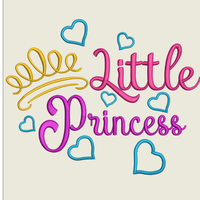AGD 9282 Little Princess with Hearts