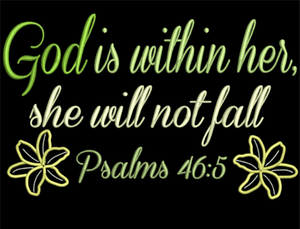 AGD 9658 Psalms 46:5