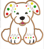 AGD 9964 Gingerbread Dog