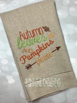 AGD 9980 Autumn Leaves