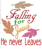 AGD 9988 Falling for Jesus