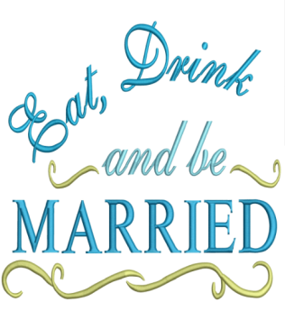 AGD 2016 Eat Drink and be Married
