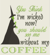 AGD 2268 Wicked without Coffee