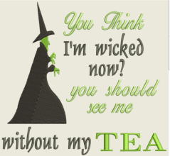 AGD 2270  Wicked without Tea