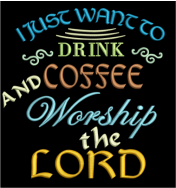 AGD 2298 Coffee and the Lord