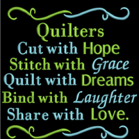 AGD 2310 Quilters