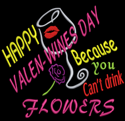 AGD 2422 Happy Valen-Wines Day