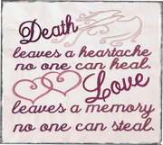 AGD 2530 Heartache and Memory