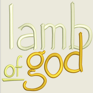 AGD 2572 Lamb of GOD