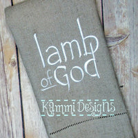 AGD 2594 Lamb of God 2