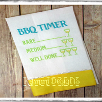AGD 2694 BBQ Timer Her